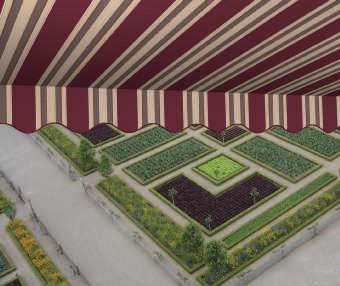 Acheter toile de store Classiques  & Traditions Ref : A 4406 MARS