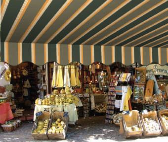 Acheter toile de store Classiques  & Traditions Ref : A 4430 BIZERTE