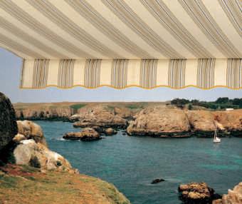 Acheter toile de store Classiques  & Traditions Ref : A 444 ARMOR