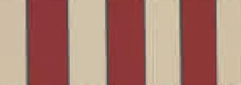 Acheter toile de store Classiques  & Traditions Ref : acrylique A 3150 NC brique-calca
