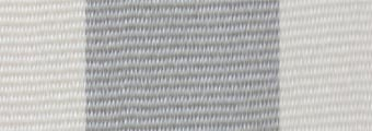 Acheter toile de store Classiques  & Traditions Ref : acrylique A 344 gris alu - blanc