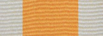 Acheter toile de store Classiques  & Traditions Ref : acrylique A 350 jaune-blanc chin