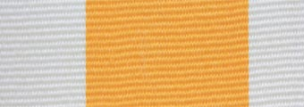 Acheter toile de store Classiques  & Traditions Ref : acrylique A 379 jaune - blanc