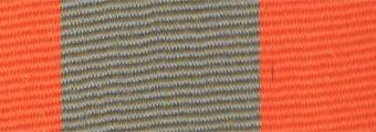 Acheter toile de store Classiques  & Traditions Ref : acrylique A 397 orange-gris