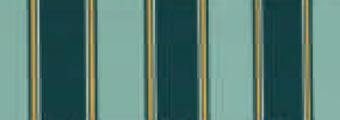 Acheter toile de store Classiques  & Traditions Ref : acrylique A 476 belle - ile vert