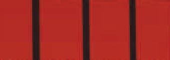 Acheter toile de store Classiques  & Traditions Ref : acrylique A 496 11-2 rouge-noir