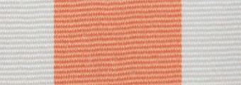 Acheter toile de store Classiques  & Traditions Ref : acrylique saumon - blanc
