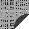 Acheter toile de store Soltis Opaque B92 Ref : alu/anthracite 92-2068