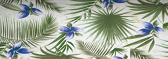 Acheter toile de store RAYEES FANTAISIE Ref : Bali bleu