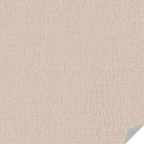Acheter toile de store Soltis Proof 502 Ref : beige sablé/alu 99-50286
