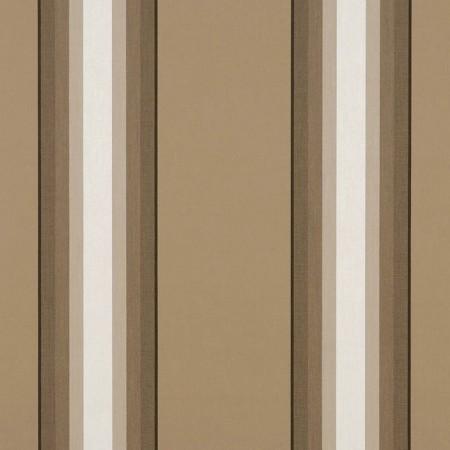 Toile  -  - Ref : beige white 4796-0000
