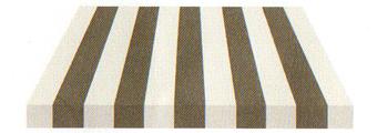 Acheter toile de store Irisun Ref : BYE 4470 GRIS/BLANC