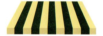 Acheter toile de store Irisun Ref : BYE 8520 FORET/CREME