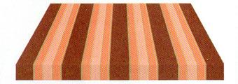 Acheter toile de store Irisun Ref : BYR 7517 RONSARD