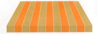 Acheter toile de store Irisun Ref : BYR 7622 PARISIENNE