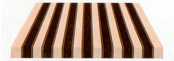 Acheter toile de store Irisun Ref : BYR 8733 NEW ORLEANS