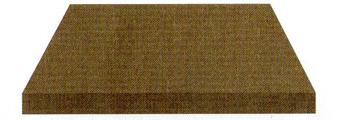 Acheter toile de store Irisun Ref : BYU 601 NOIX DE COCO