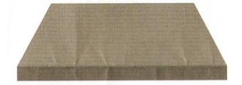 Acheter toile de store Unis Ref :  BYU 61 ARGENT
