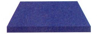 Acheter toile de store Irisun Ref : BYU 81 BLEU FONCE