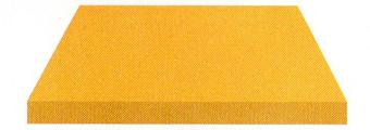 Acheter toile de store Irisun Ref : BYU 837 MOUTARDE