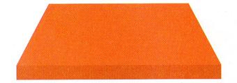Acheter toile de store Irisun Ref : BYU 86 ORANGE
