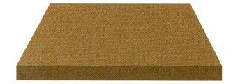 Acheter toile de store Irisun Ref : BYU 98 CHANVRE