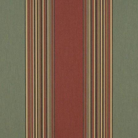 Toile  -  - Ref : henna fern vintage 4969-0000