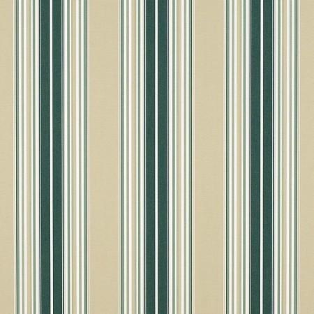 Toile  -  - Ref : natural fancy stripe 4932-0000