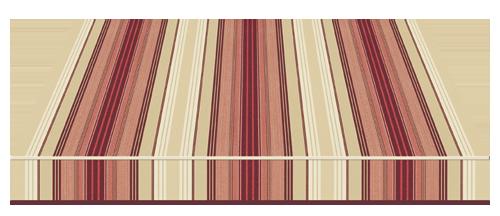 Acheter toile de store Tempotest Ref : TEMPOTEST 5011/11